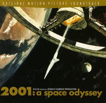 2001 odissea nello spazio locandina sound