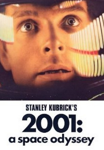 2001 odissea nello spazio locandina