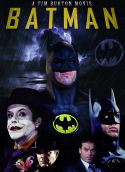 4 Batman locandina