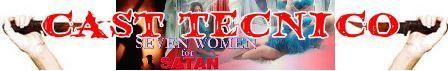 7 femmine per un sadico banner cast