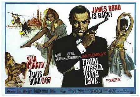 Agente 007 dalla Russia con amore banner