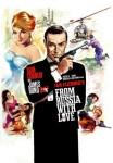 Agente 007 dalla Russia con amorelocandina