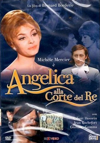 Angelica alla corte del re locandina
