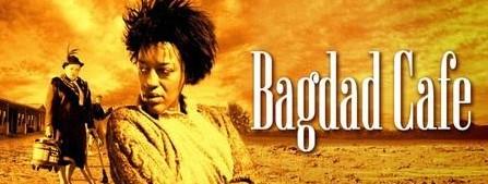 Bagdad cafe banner