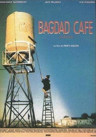 Bagdad cafe locandina 3