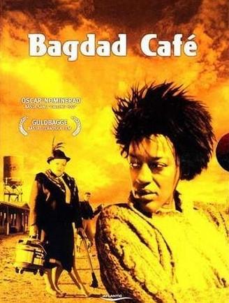 Bagdad cafe locandina