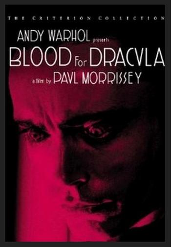 Dracula cerca sangue di vergine…e morì di sete locandina