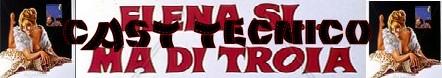 Elena si ma di Troia banner cast