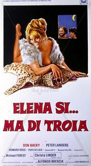 Elena si ma di Troia locandina