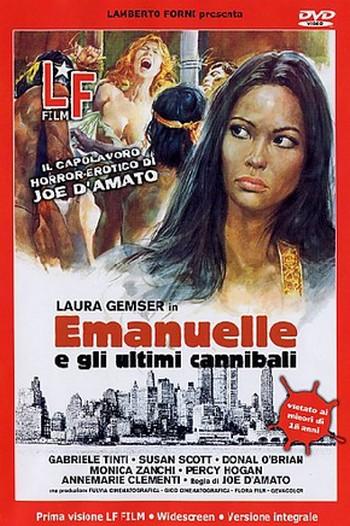 Emanuelle e gli ultimi cannibali locandina 1