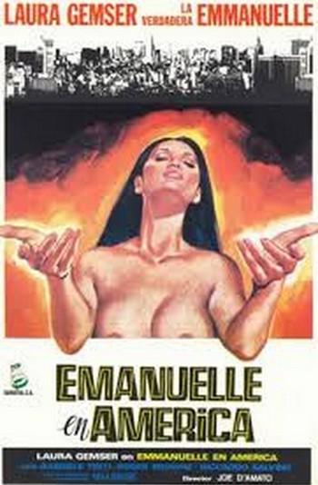 Emanuelle in America locandina