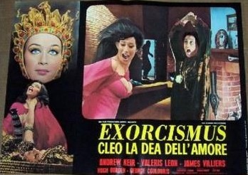 Exorcismus-Cleo la dea dell'amore lc