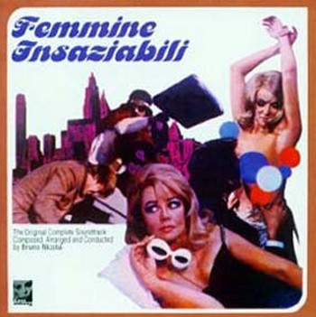 Femmine insaziabili locandina 1