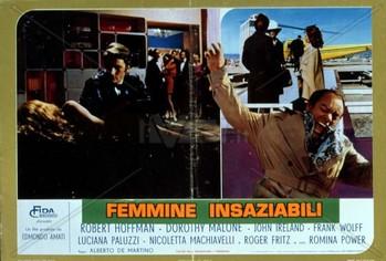 Femmine insaziabili locandina 5