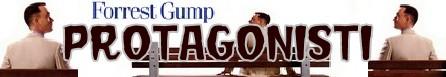 Forrest Gump banner protagonisti