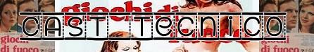 Giochi di fuoco banner cast