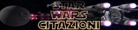 Guerre stellari banner citazioni