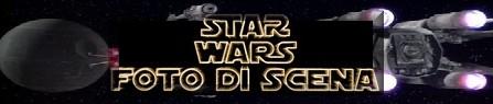 Guerre stellari banner foto