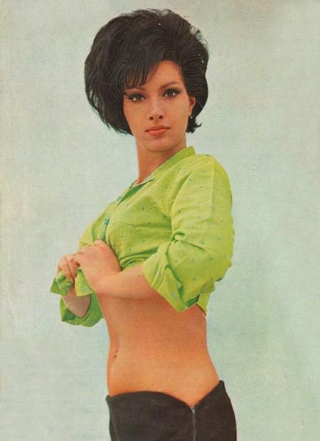 Helga Linè foto