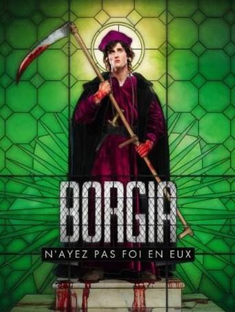 I Borgia locandina