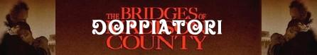 I ponti di Madison County banner doppiatori