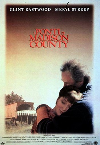 I ponti di Madison County locandina
