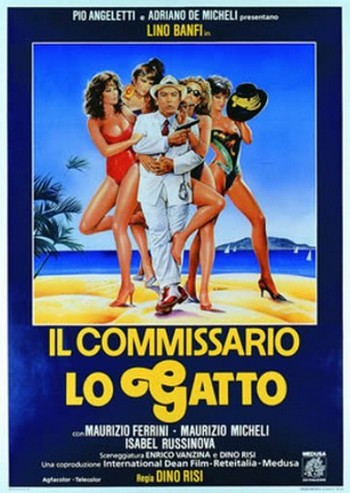 Il commissario Lo Gatto locandina