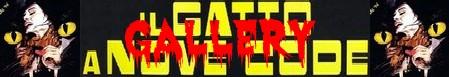 Il gatto a nove code banner gallery