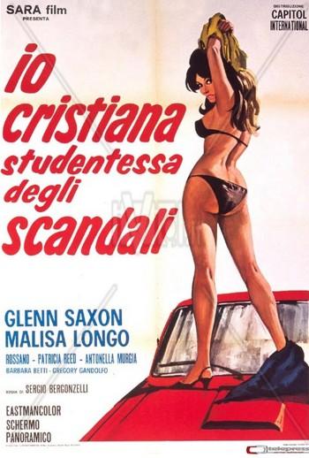 Io cristiana studentessa degli scandali locandina 1