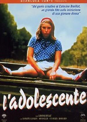 L'adolescente locandina