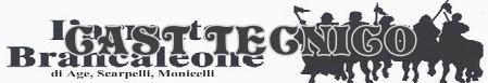 L'armata Brancaleone banner cast