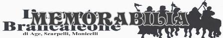 L'armata Brancaleone banner memorabilia