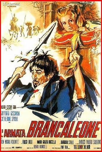 L'armata Brancaleone locandina