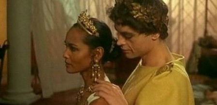 Laura Gemser Caligola