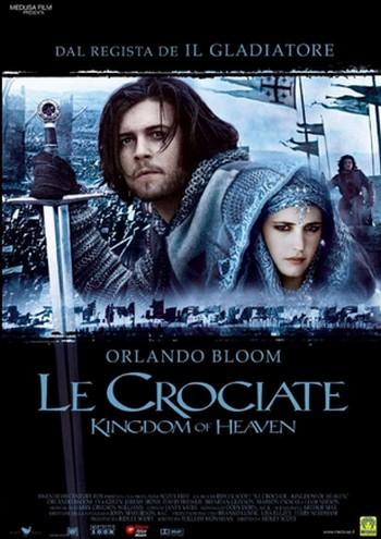 Le crociate locandina