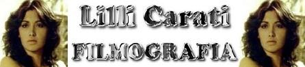 Lilli Carati banner filmografia