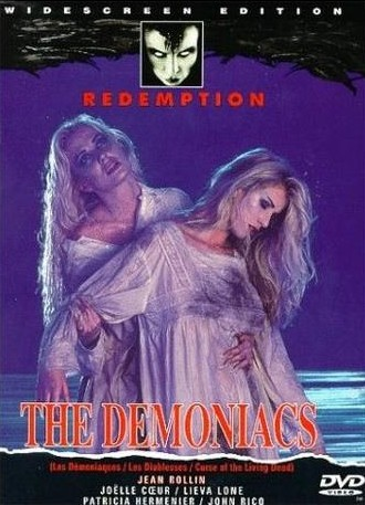L'isola delle demoniache locandina 2