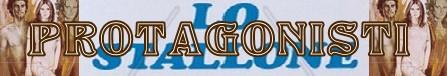 Lo stallone banner protagonisti