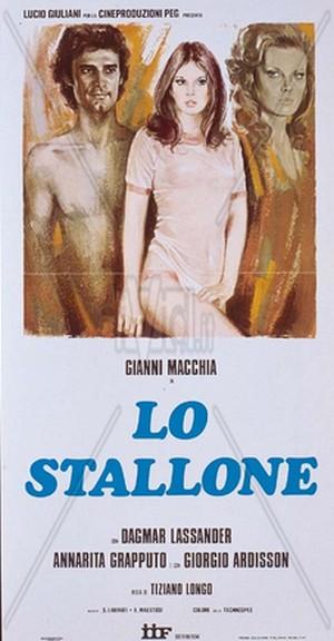Lo stallone locandina