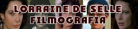 Lorraine De Selle banner filmografia