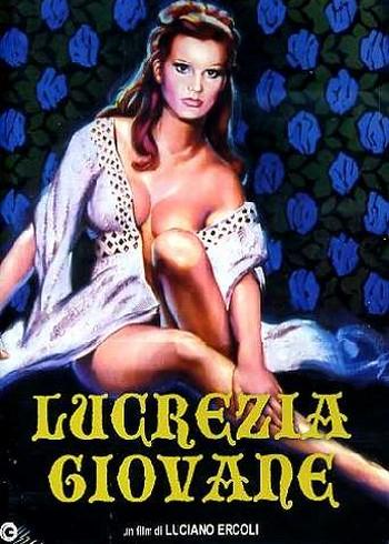 Lucrezia giovane locandina