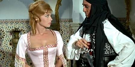 Miche Mercier Angelica e il Gran Sultano