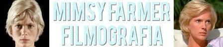 Mimsy Farmer filmografia