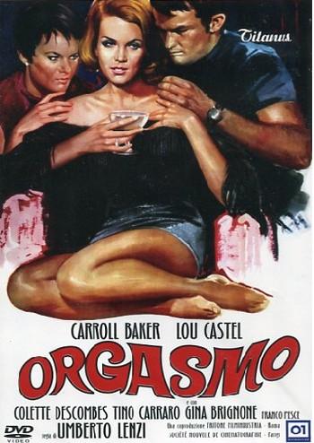Orgasmo locandina