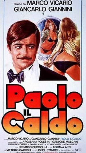 Paolo il caldo locandina