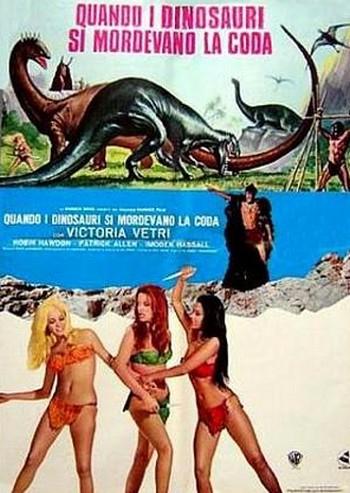 Quando i dinosauri si mordevano la coda lodandina