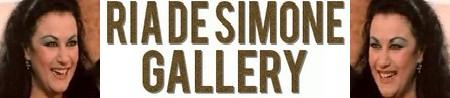 Ria De Simone Banner gallery