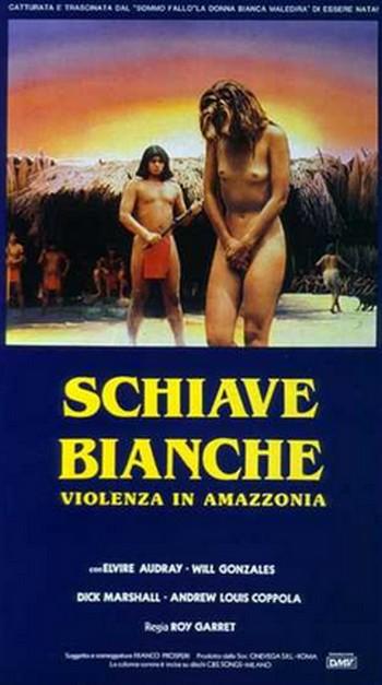 Schiave bianche violenza in Amazzonia locandina