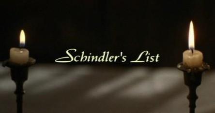 Schindler list 1