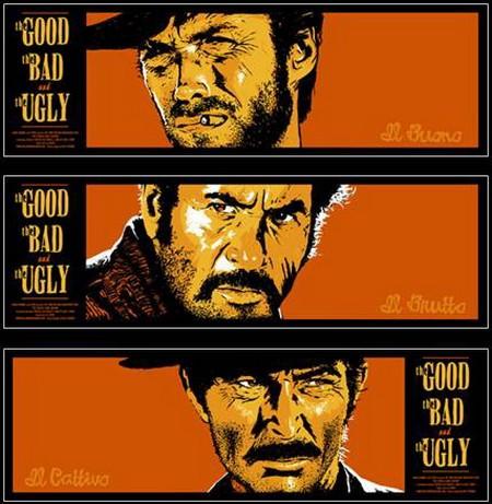 Sergio Leone la trilogia del dollaro banner 3